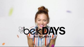 Belk Days TV Spot, 'Spring Tops and Kitchen Electrics' Song by Goldroom - Thumbnail 2