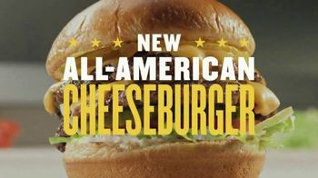 Buffalo Wild Wings All-American Cheeseburger TV Spot, 'Ditch the Veggies. Try the Burger.' - Thumbnail 7