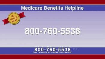 Medicare Benefits Helpline TV Spot, 'Free Medicare Review' - Thumbnail 8