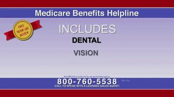 Medicare Benefits Helpline TV Spot, 'Free Medicare Review' - Thumbnail 3