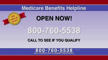 Medicare Benefits Helpline TV Spot, 'Free Medicare Review' - Thumbnail 5