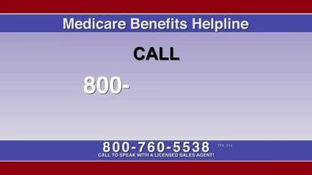 Medicare Benefits Helpline TV Spot, 'Free Medicare Review' - Thumbnail 6