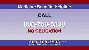Medicare Benefits Helpline TV Spot, 'Free Medicare Review' - Thumbnail 7