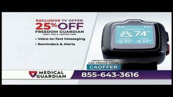 Medical Guardian TV Spot, 'Medical Emergencies' - Thumbnail 7