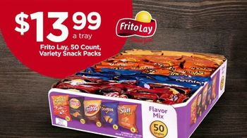 Gordon Food Service Store TV Spot, 'Staples: Frito Lay Snack Packs, Chicken Breast and Pork Butt' - Thumbnail 5