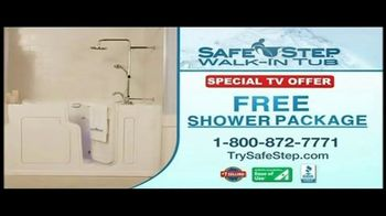 Safe Step Shower Package TV Spot, 'Upgrade' Featuring Pat Boone - Thumbnail 10