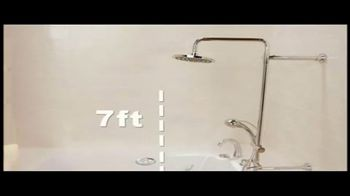 Safe Step Shower Package TV Spot, 'Upgrade' Featuring Pat Boone - Thumbnail 6
