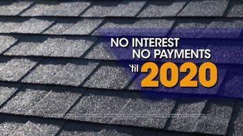 1-800-HANSONS TV Spot, 'Lifetime Guarantee: Roof' - Thumbnail 6