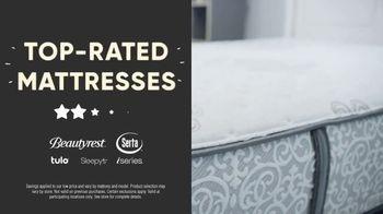 Mattress Firm Semi-Annual Sale TV Spot, 'Beautyrest Black Hybrid' - Thumbnail 3