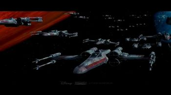 Model Space Star Wars Build Your Own X-Wing TV Spot, 'Legendary' Song by John Williams - 6 commercial airings