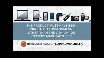 Reverse The Charge TV Spot, 'Lithium Ion Batteries' - Thumbnail 6