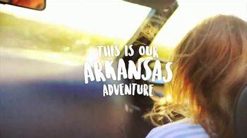 Arkansas Department of Parks & Tourism TV Spot, 'Plan Your Trip'