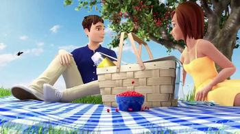 Jelly Belly Very Cherry TV Spot, 'Picnic' - Thumbnail 8
