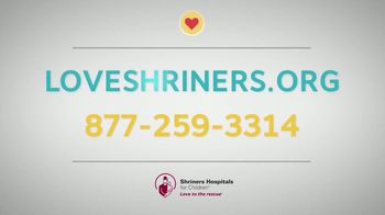 Shriners Hospitals for Children TV Spot, 'Millions of Reasons' - Thumbnail 8