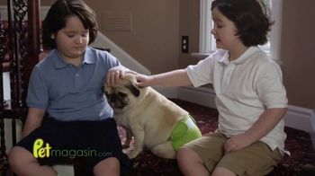 Pet Magasin Durable Washable Dog Diapers TV Spot, 'Protect Floors' - Thumbnail 4