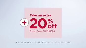 Kohl's Friends and Family Sale TV Spot, 'Savings Add Up: Tops and Comforters' - Thumbnail 3
