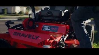 Gravely TV Spot, 'Zero Turn Lawn Mowers for Landscape Professionals' - Thumbnail 2
