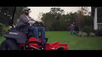 Gravely TV Spot, 'Zero Turn Lawn Mowers for Landscape Professionals' - Thumbnail 4