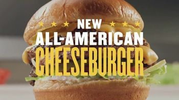 Buffalo Wild Wings All-American Cheeseburger TV Spot, 'The Way the Sports Gods Intended' - Thumbnail 7