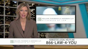 Keller, Fishback & Jackson TV Spot, 'Asbestos Legal Helpline' - Thumbnail 4