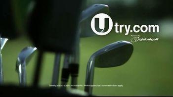 Global Golf U-Try Golf Club TV Spot, 'Select. Try. Decide.' - Thumbnail 10