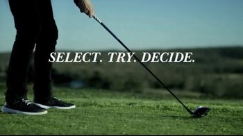 Global Golf U-Try Golf Club TV Spot, 'Select. Try. Decide.' - Thumbnail 2