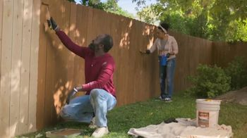 Lowe's TV Spot, 'Do It Right: Paint and Stain' - Thumbnail 3