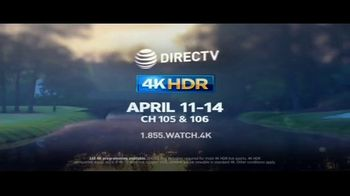 DIRECTV 4K HDR TV Spot, '2019 The Masters' - Thumbnail 5