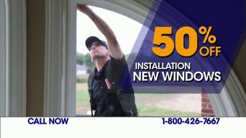 1-800-HANSONS TV Spot, 'Triple Pane Windows: 50 Percent Off Installation' - Thumbnail 6