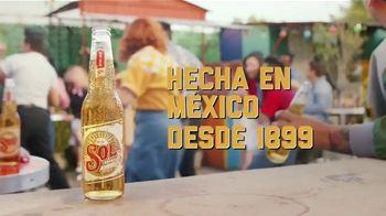 Cerveza Sol TV Spot, 'Somos el ritmo' [Spanish]