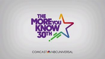 The More You Know TV Spot, 'Hate Crimes' Featuring Chandler Massey - Thumbnail 3