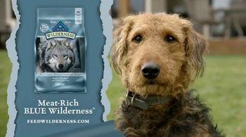 Blue Buffalo BLUE Wilderness TV Spot, 'Wolf Dreams: Meat-Rich' - Thumbnail 9