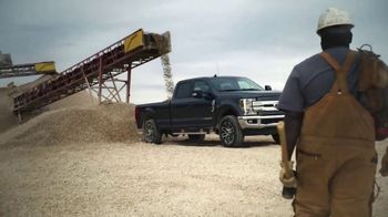 Ford F-Series TV Spot, 'Model Employee' [T1]