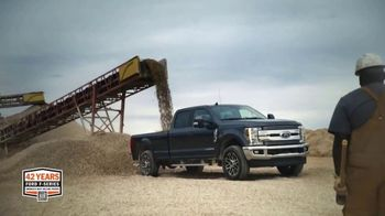 Ford F-Series TV Spot, 'Model Employee' [T1] - Thumbnail 7
