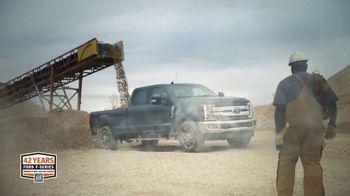 Ford F-Series TV Spot, 'Model Employee' [T1] - Thumbnail 8