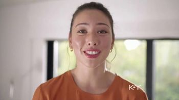 K-Y Natural Feeling TV Spot, 'Women Are Standing Up for What They Deserve'