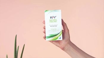 K-Y Natural Feeling TV Spot, 'Women Are Standing Up for What They Deserve' - Thumbnail 9
