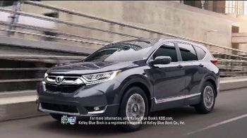 2019 Honda CR-V Touring TV Spot, 'Chasing Dreams' [T1] - Thumbnail 10
