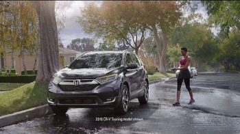 2019 Honda CR-V Touring TV Spot, 'Chasing Dreams' [T1] - Thumbnail 5