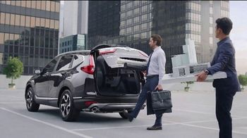 2019 Honda CR-V Touring TV Spot, 'Chasing Dreams' [T1] - Thumbnail 7