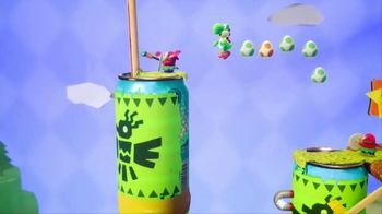 Nintendo Switch TV Spot, 'My Way: Yoshi's Crafted World' - Thumbnail 9