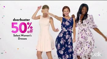 Belk Days TV Spot, 'Dress Wear for Everyone' Song by Goldroom - Thumbnail 4