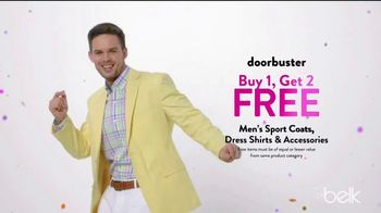 Belk Days TV Spot, 'Dress Wear for Everyone' Song by Goldroom - Thumbnail 6