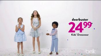 Belk Days TV Spot, 'Dress Wear for Everyone' Song by Goldroom - Thumbnail 7