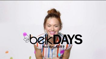 Belk Days TV Spot, 'Dress Wear for Everyone' Song by Goldroom