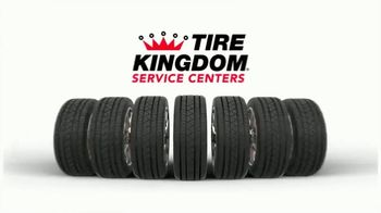 Tire Kingdom Big Brands Bonus Month TV Spot, 'Michelin Mail-In Rebate' - Thumbnail 3