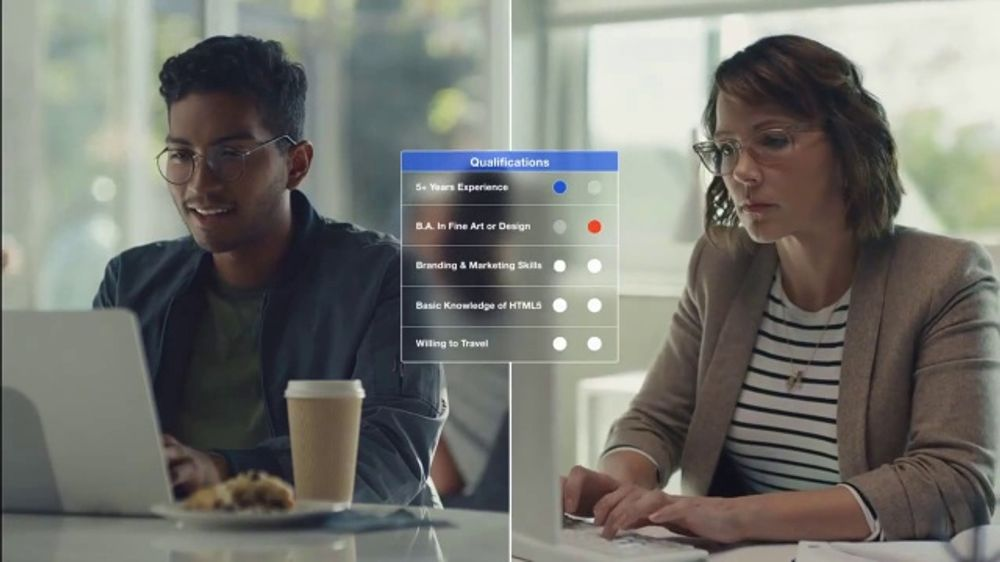 Indeed TV Commercial, 'Hone In on Hiring'