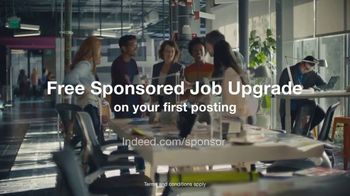 Indeed TV Spot, 'Hone In on Hiring' - Thumbnail 10