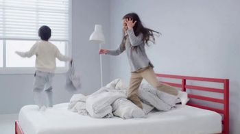 Mattress Firm Semi-Annual Sale TV Spot, 'Top Rated Mattresses: Serta Memory Foam' - Thumbnail 4