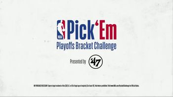 NBA Pick' Em Playoffs Bracket Challenge TV Spot, 'The Game Within the Game' - Thumbnail 10